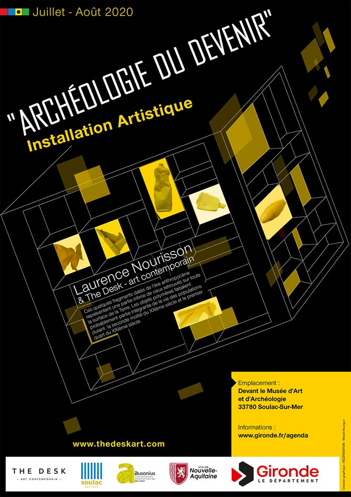 EXPO ARCHEOLOGIE EN DEVENIR