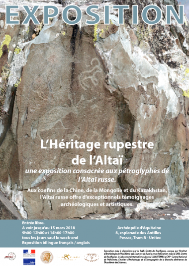 affiche.Expo Heritage
