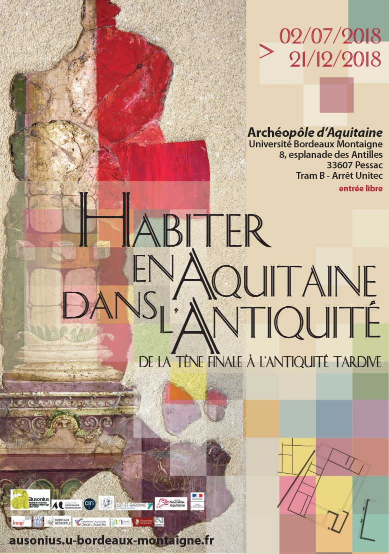 AFFICHE EXPO HABITER