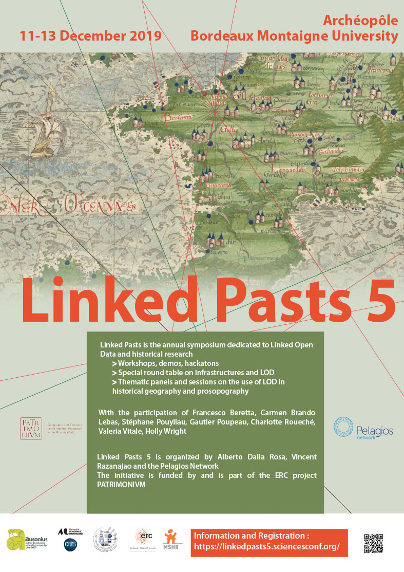AFFICHE LINKED PAST 5